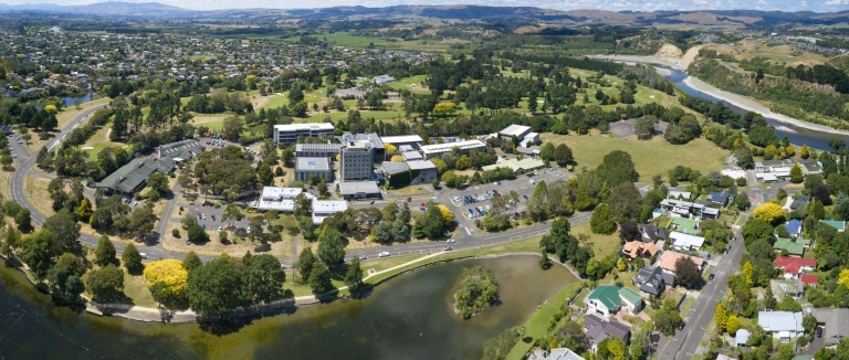 Massey Uni - Kevin Bills Photography Drone